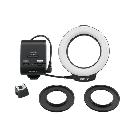 Ring Flash Kit for DSLR-A100