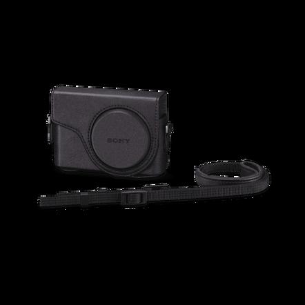 Jacket Case For Cyber-shot X350 Black, , hi-res