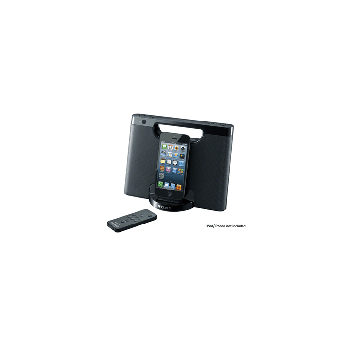 iPod and iPhone portable Dock, , product-image
