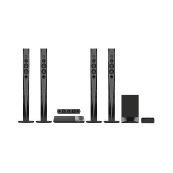 5.1 3D Blu-ray Disc Home Theatre with Bluetooth (Black), , hi-res