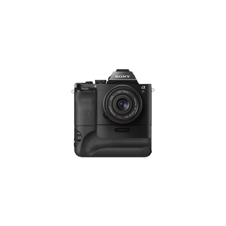 Vertical a7-Series Camera Grip