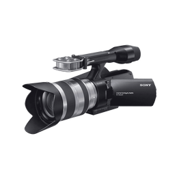 Interchangeable Lens Handycam Camcorder, , hi-res