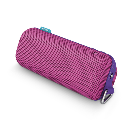 Portable Wireless Speaker (Pink), , hi-res