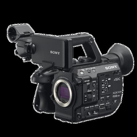 PXW-FS5 M2 - 4K HDR Super35mm Compact Camcorder, , hi-res
