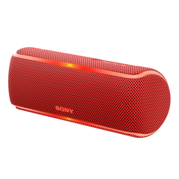EXTRA BASS Portable Wireless Party Speaker (Red)