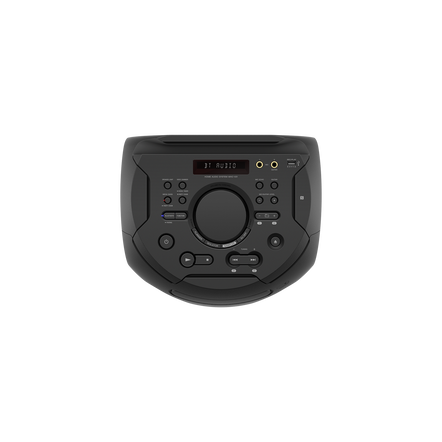 V21D High Power Audio System with BLUETOOTH Technology