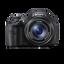 16.1 Mega Pixel H Series 21x Optical Zoom Cyber-shot