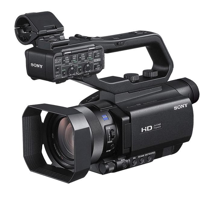 HXR-MC88 Compact Professional Camcorder, , product-image