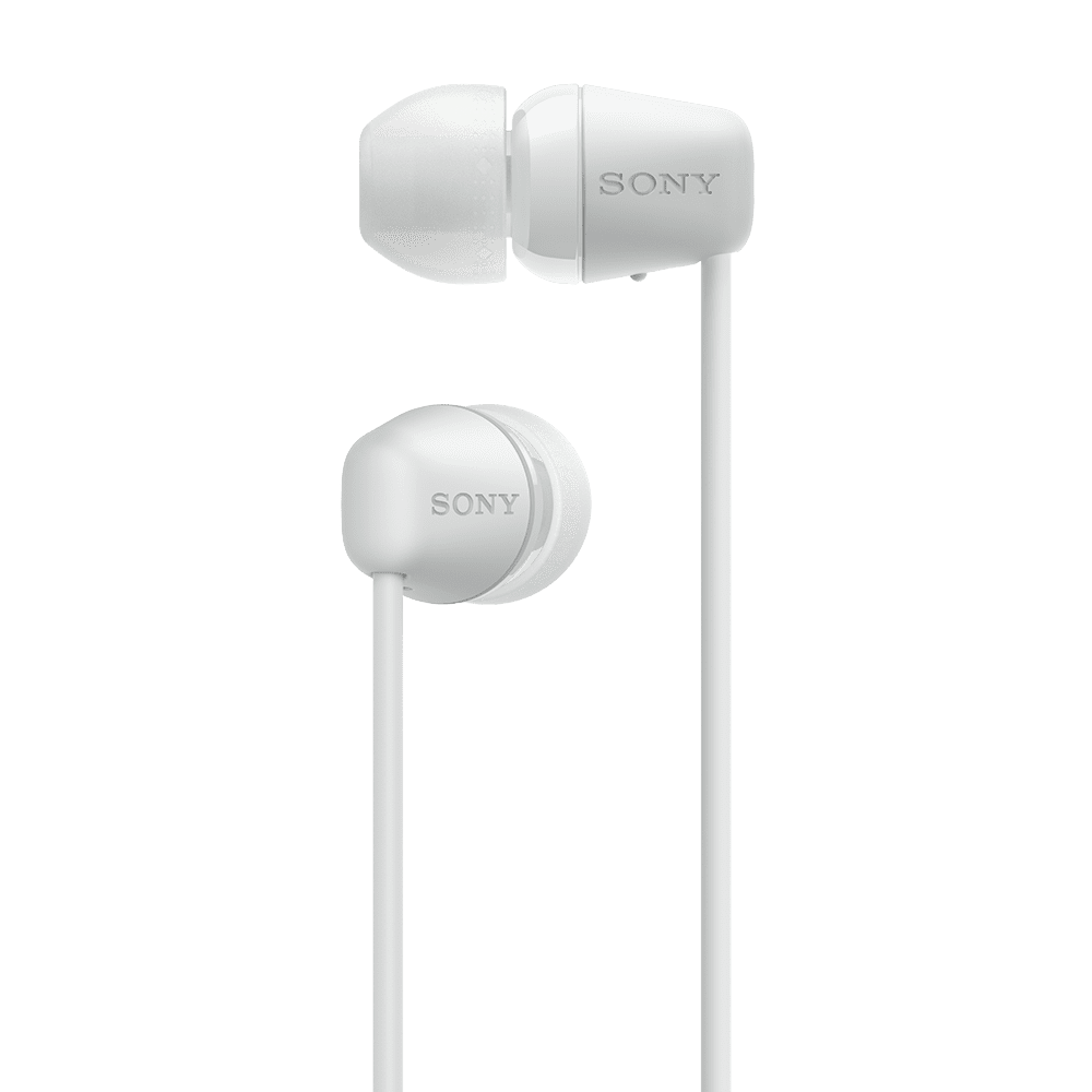 WI-C200 Wireless In-ear Headphones (White), , product-image