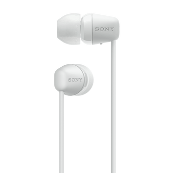 WI-C200 Wireless In-ear Headphones (White), , lifestyle-image