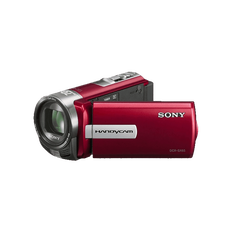 4GB Flash Memory Camcorder (Red)
