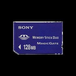128Mb Memory Stick Duo(with Adaptor), , hi-res