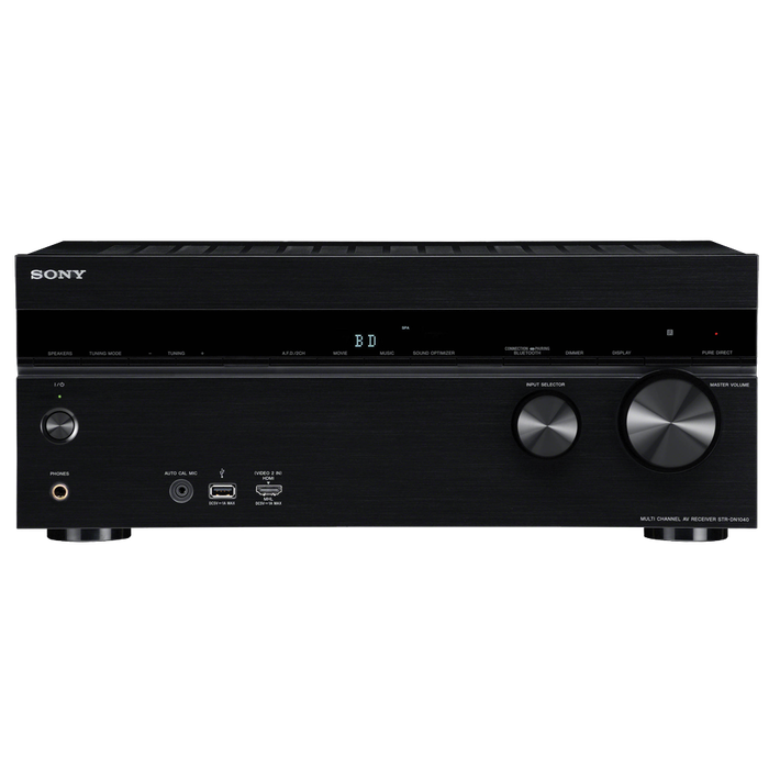 7.2 Channel 4K Upscaling Network AV Receiver, , product-image