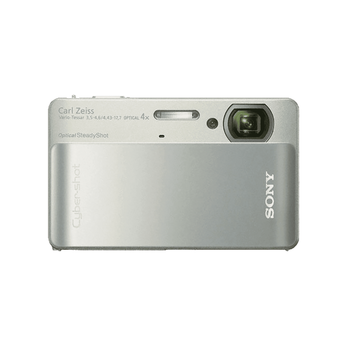 10.2 Megapixel T Series 4X Optical Zoom Cyber-shot Compact Camera (Green), , product-image
