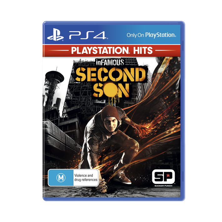 PlayStation4 Infamous Second Son (PlayStation Hits), , product-image