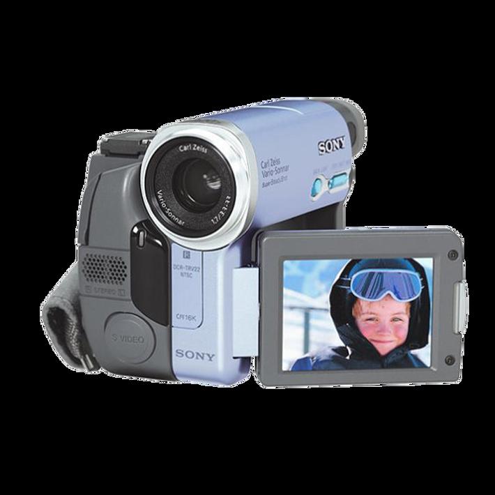 MiniDV Handycam with Memory Stick Slot, , product-image