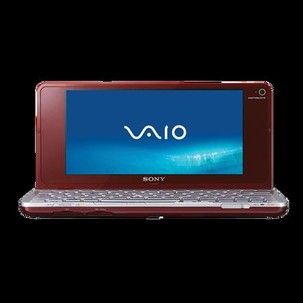 """8"""" VAIO P (Garnet Red)"""
