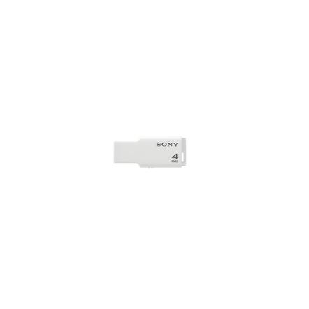 4GB USB Micro Vault Tiny (White), , hi-res