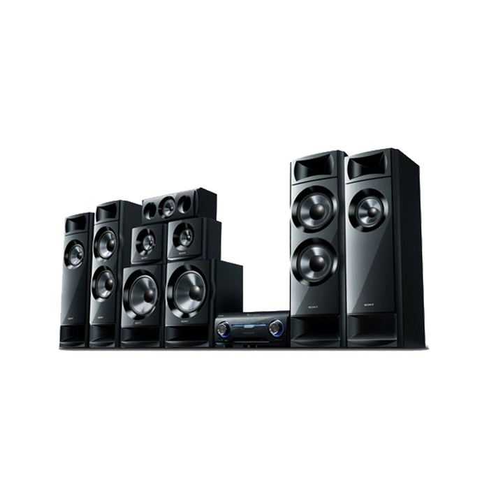 Muteki 7.2 Home Theatre System, , product-image