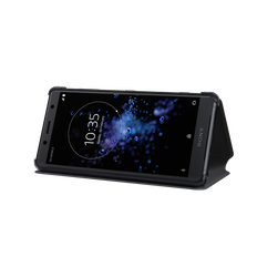 Xperia XZ2 Compact Style Cover Stand SCSH50 (Black)