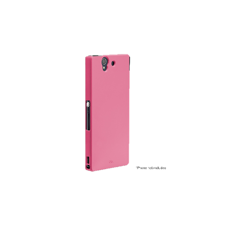 Xperia Z Barely There Case (Pink)