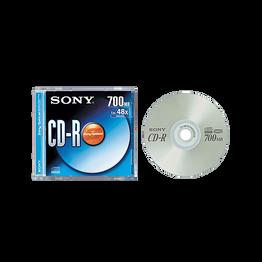 CD-R Data Storage Media
