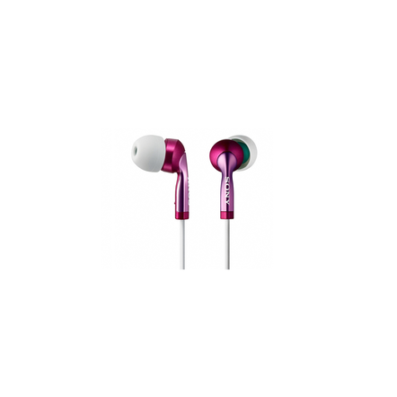 EX57 In-Ear Headphones (Pink)