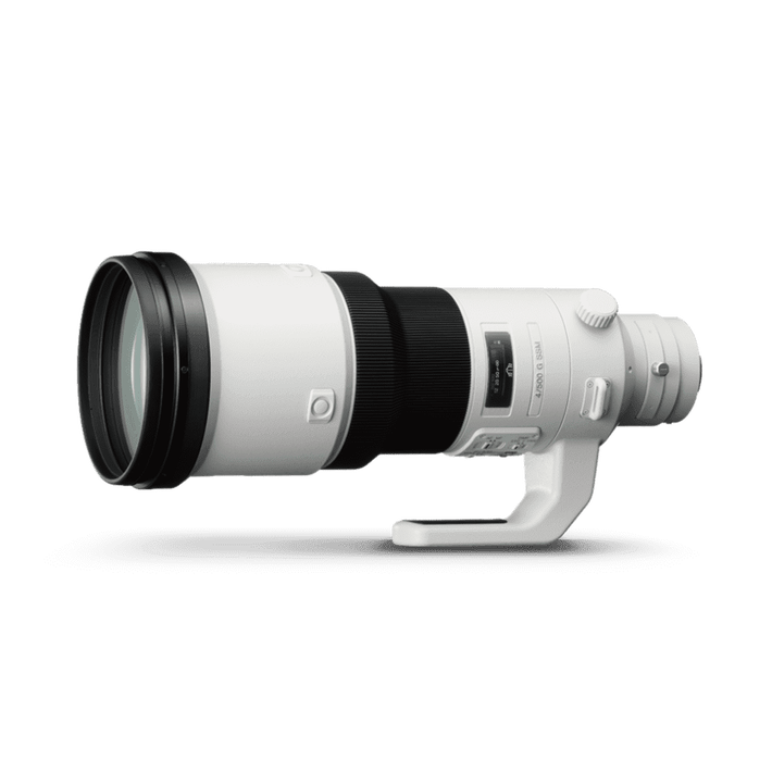A-Mount 500mm F4 G SSM Lens, , product-image
