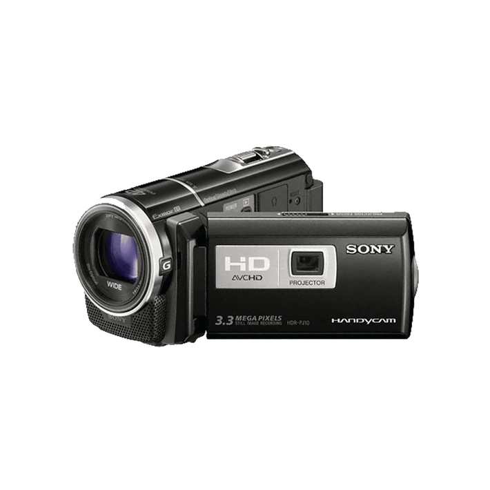 16GB Flash Memory HD Camcorder with Projector, , product-image