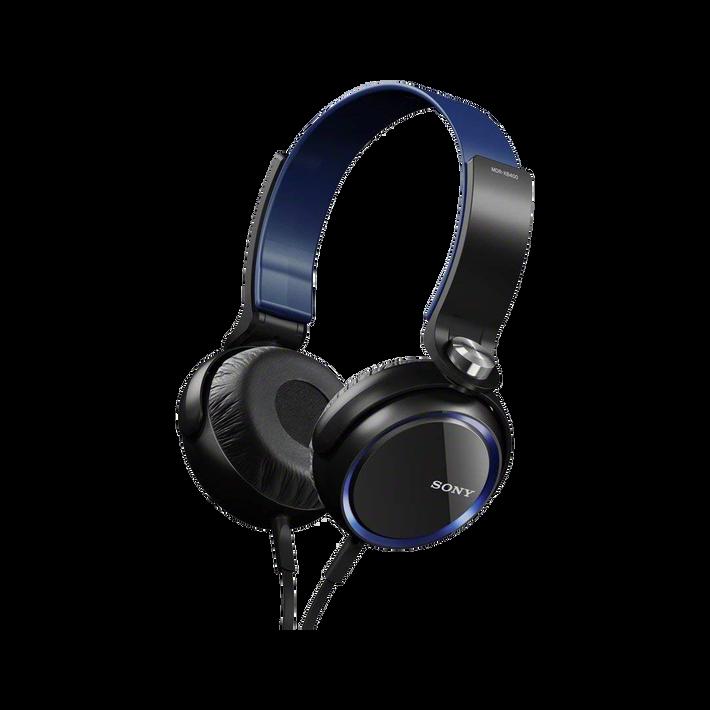 XB400 Extra Bass (XB) Headphones (Blue), , product-image