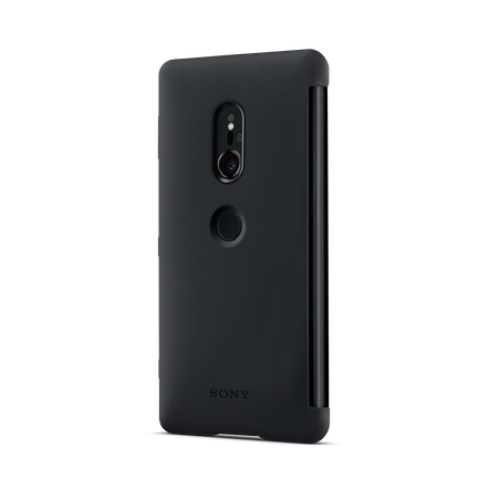 Style Cover Touch SCTH40 for Xperia XZ2 (Black)