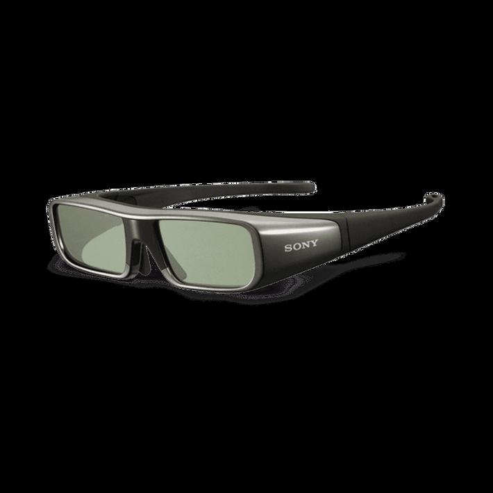 Active Shutter 3D Glasses for BRAVIA Full HD 3D TV (Black), , product-image