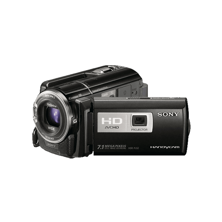 220GB Hard Disk Drive Camcorder with Projector, , product-image