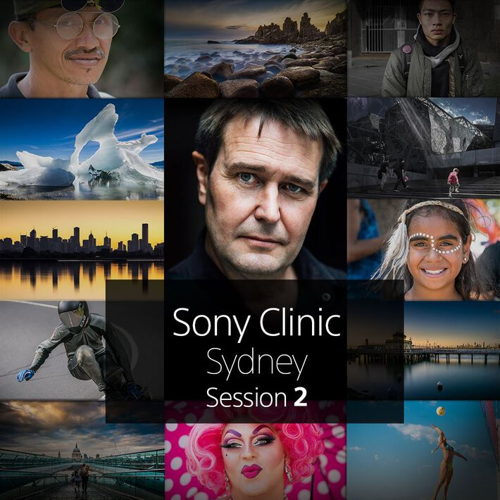 Sony Alpha Clinic Sydney - Focus and depth of field, , product-image