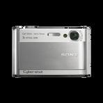 8.1 Mega Pixel Cyber-shot T70 Series (Silver), , hi-res
