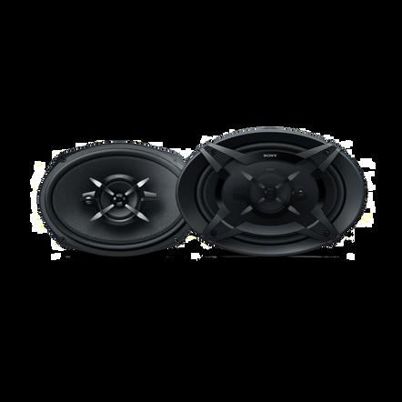 """16x24cm (6x9"""") 3-Way Coaxial Speakers, , hi-res"""
