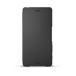 Style Cover Flip SCR52 for Xperia X (Graphite Black), , lifestyle-image
