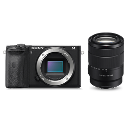 Alpha 6600 Premium E-mount APS-C Camera with 18-135mm Zoom Lens , , lifestyle-image