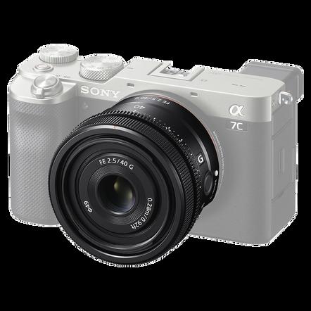 FE 40mm F2.5 G, , hi-res