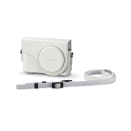 Jacket Case For Cyber-shot WX350 White