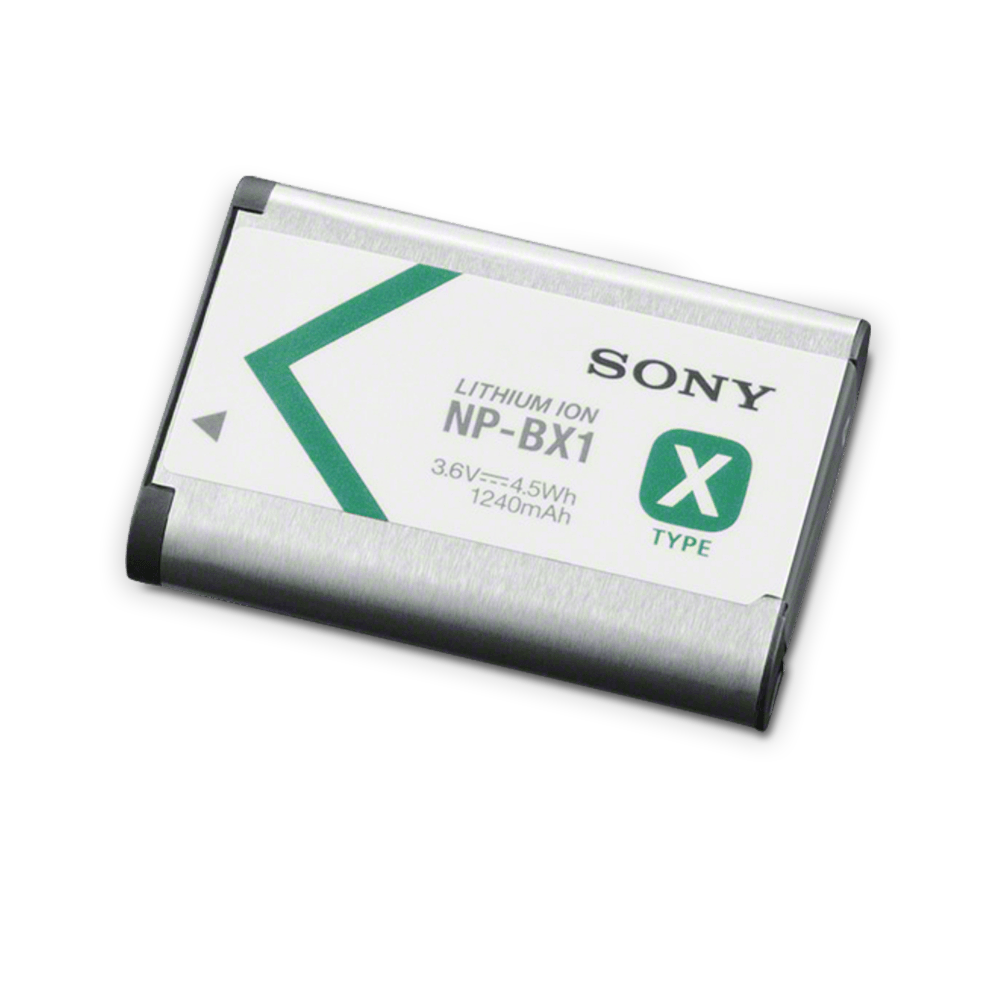 X-Series Battery for RX100 Series, RX1 Series, WX500, HX400V and HX90V, , hi-res