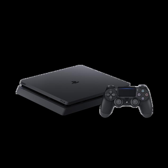 PlayStation4 Slim 500GB Console (Black), , product-image