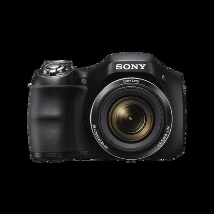 20.1 Megapixel H Series 26X Optical Zoom Cyber-shot Compact Camera , , hi-res