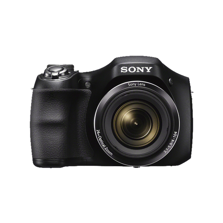 20.1 Megapixel H Series 26X Optical Zoom Cyber-shot Compact Camera , , product-image