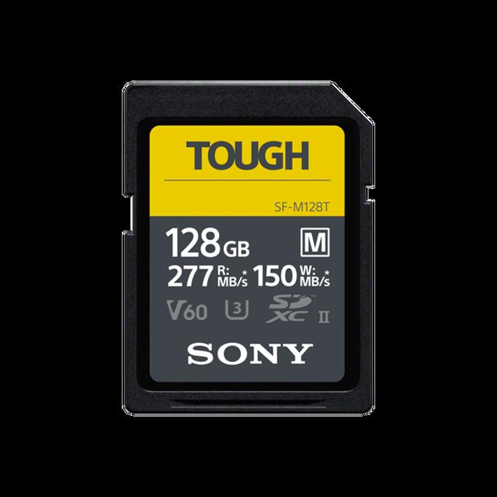 128GB  SF-M Series UHS-II SD Memory Card, , product-image