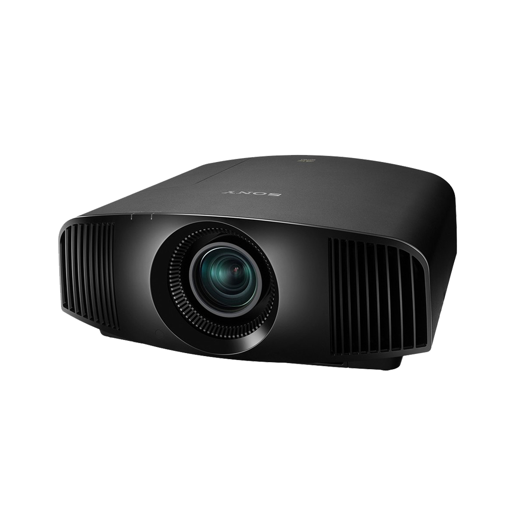 4K SXRD HDR Home Cinema Projector with 1,500 lumen brightness (Black), , product-image