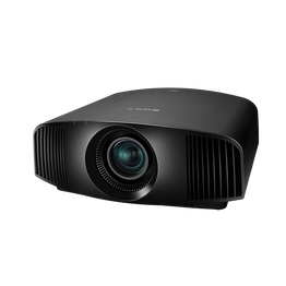 4K SXRD HDR Home Cinema Projector with 1,500 lumen brightness (Black), , hi-res