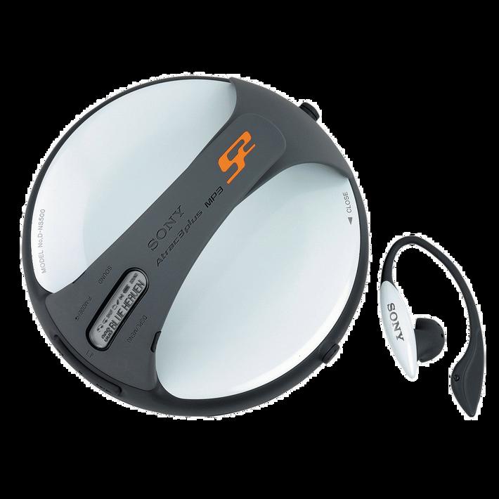 ATRAC3+ New Grip CD Walkman + CD, , product-image