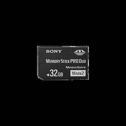 32GB Memory Stick Pro Duo Mark2
