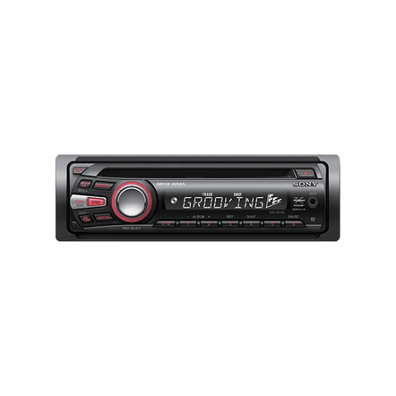 In-Car MP3/WMA CD Player GT280 Series Headunit